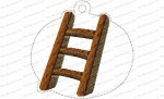 ladder ornament