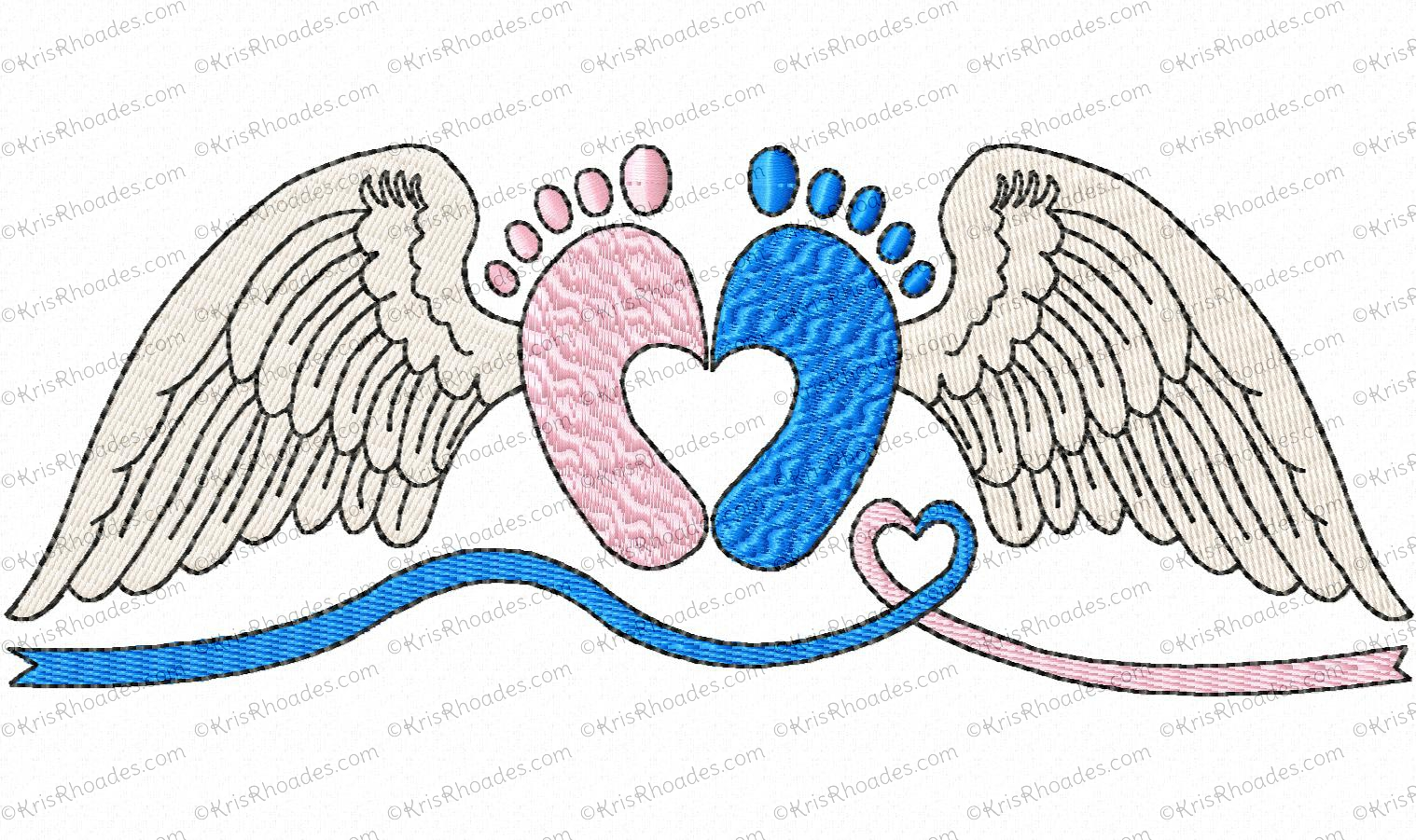 Infant Machine Embroidery Designs