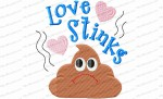 love stinks filled tp