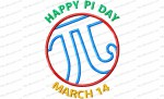 happy pi day 5x7