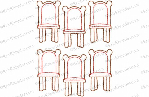 rhoades_dollhouse dining room parts 02 6x10