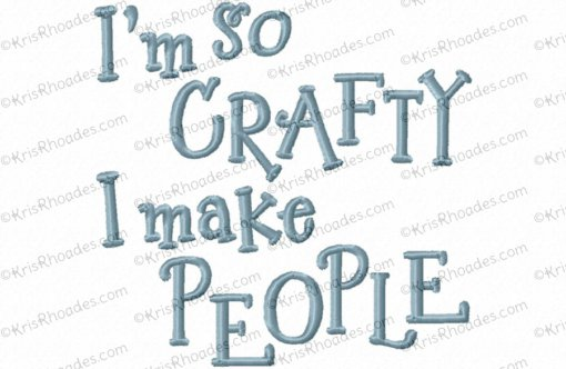 rhoades_so crafty make people 4X4