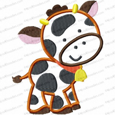 cow 5 inch