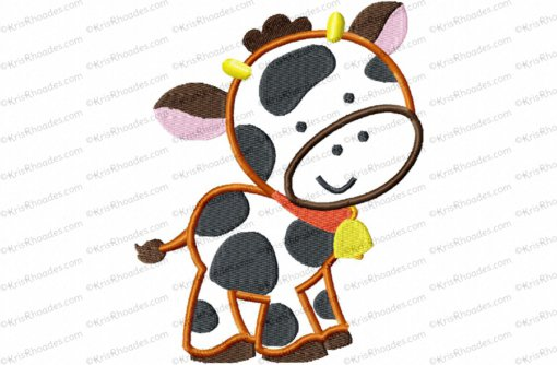 cow 6 inch