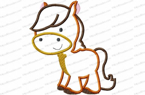 horse 5 inch