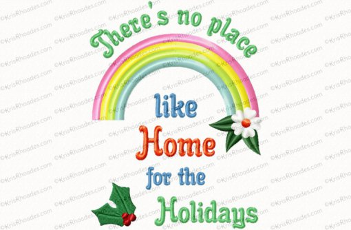 home for the holidays 6x10