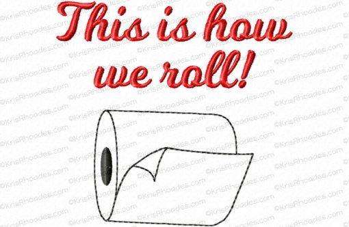rhoades_how we roll under tp