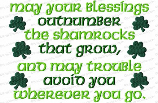 rhoades_irish blessing 5x7