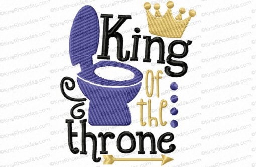 rhoades_king of the throne tp