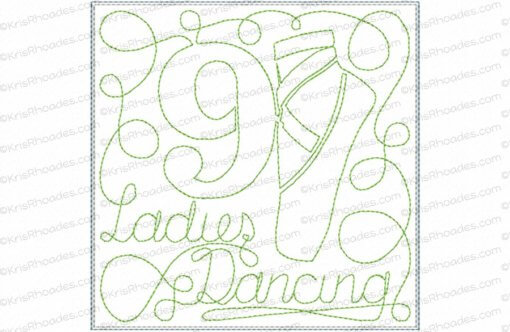 rhoades_9 ladies dancing 5x5 single
