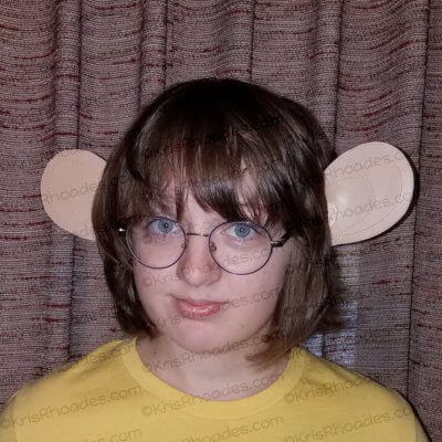 kris-gnome ears modeled