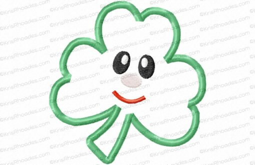 rhoades_shamrock with face applique 4x4