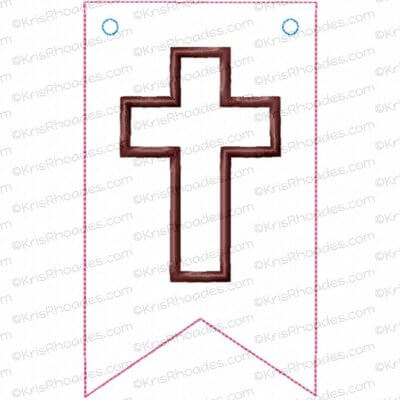 rhoades_Banner 5x7 - CROSS