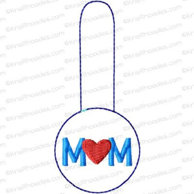 rhoades_keyfob 1half inch circle with mom